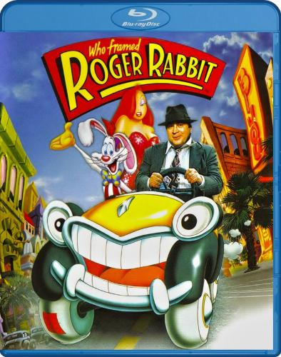 Anche Roger Rabbit in Blu!