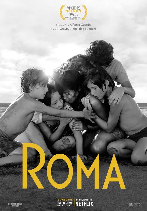 Warner come Criterion: Roma di Cuaron!