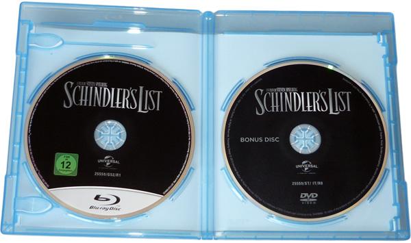Schindler's List: uno sguardo alla versione... unlimited