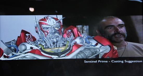 Transformers 3: progetti per il futuro...