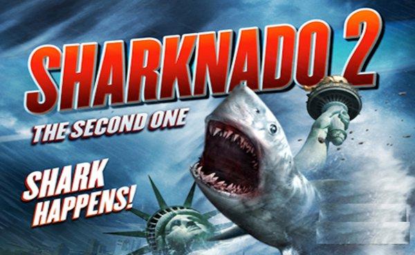 Gli squali volano di nuovo!!