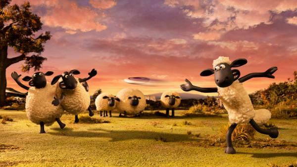 Farmageddon: Shaun the sheep in orbita!