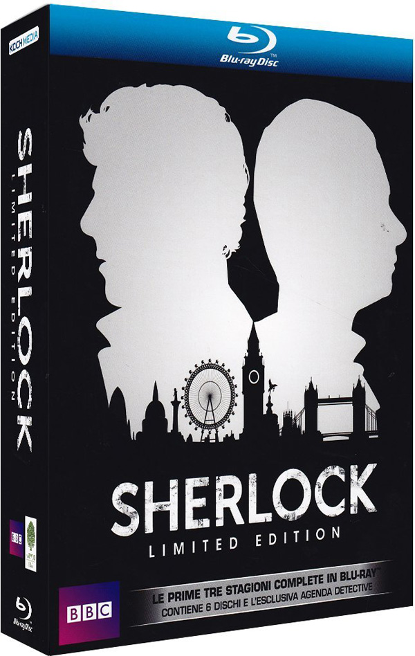 Di nuovo disponibile la limited di Sherlock!
