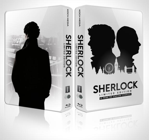 Torna Sherlock!!