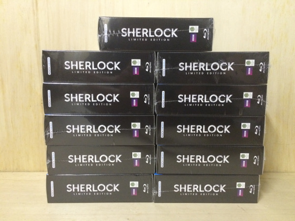 Sherlock Limited Edition Steelbook: Ultima chiamata!