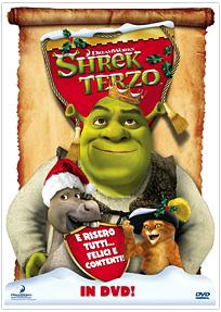 Shrek Terzo in DVD!