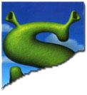 Lo Shrek del vicino è sempre più verde!