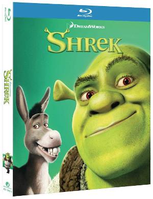 Shrek Collection (4 Blu Ray Disc) DVD DVDWeb.IT