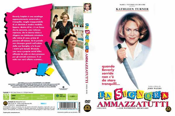 Finalmente in DVD La signora ammazzatutti!