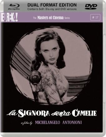 Doppio Michelangelo Antonioni in Blu-Ray inglese