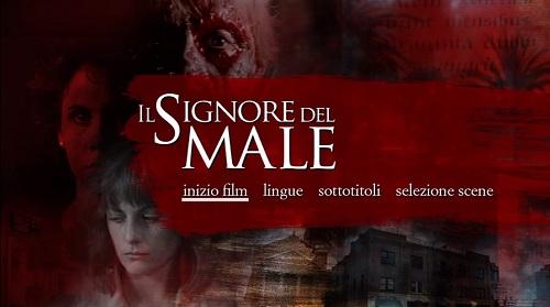 Il Signore del Male: anteprima del DVD!