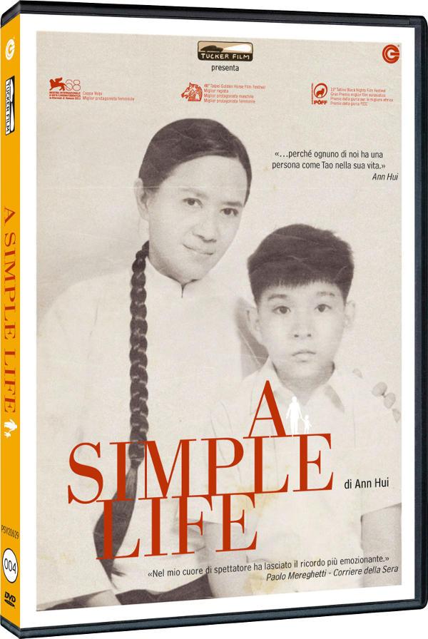 A Simple Life: storia di un'amicizia!
