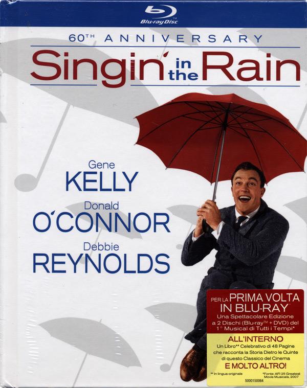 Digibook Warner: c'è anche Cantando sotto la pioggia!