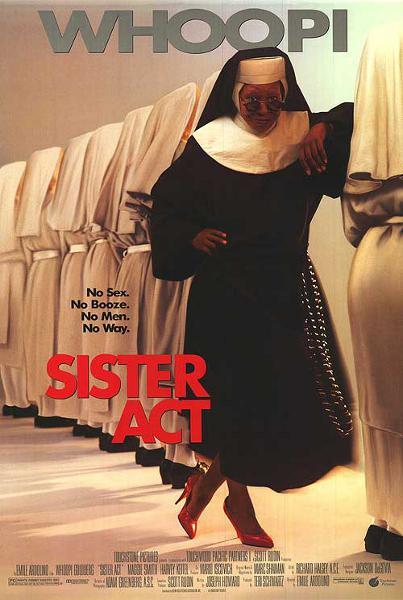 Sister Act, una svitata in Blu-Ray Disc!