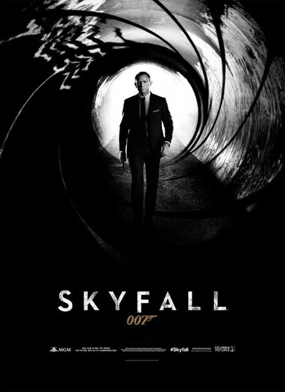 Skyfall: il 23esimo Bond in DVD e Blu-Ray!