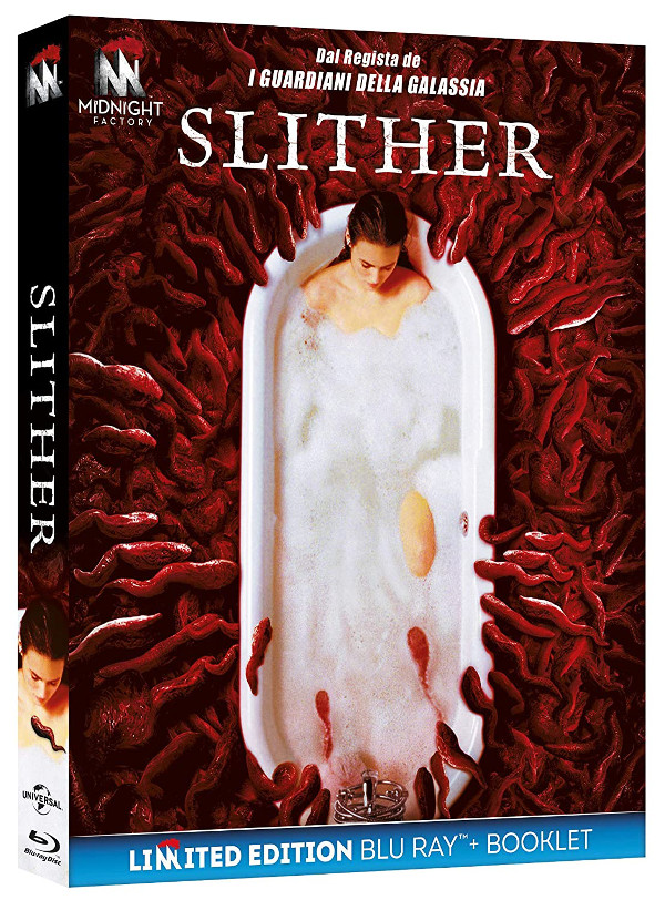 UPDATE Midnight Factory: il packshot di Slither!