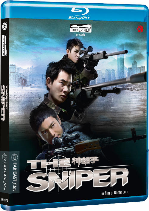 Far East di Luglio: The Sniper