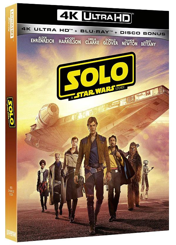 Solo: A Star Wars Story dal 26 Settembre!