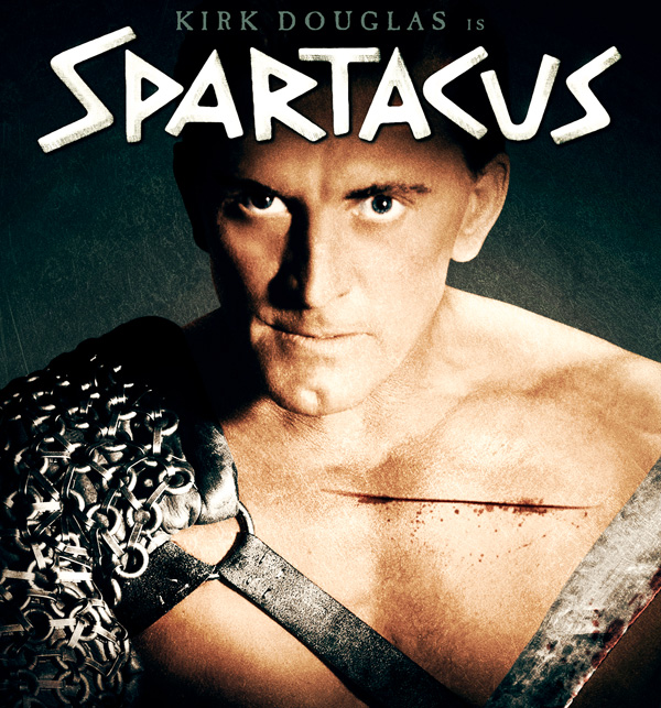 Trattamento gladiatorio per Spartacus! ***Updated***