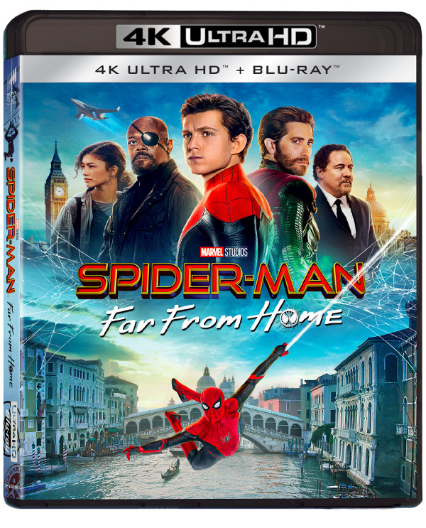 Spider-Man Far From Home: le edizioni!
