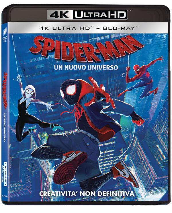 Spider-Man: Un nuovo universo ad Aprile!