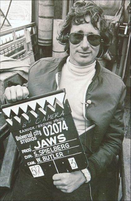 L'intervista a Steven Spielberg!
