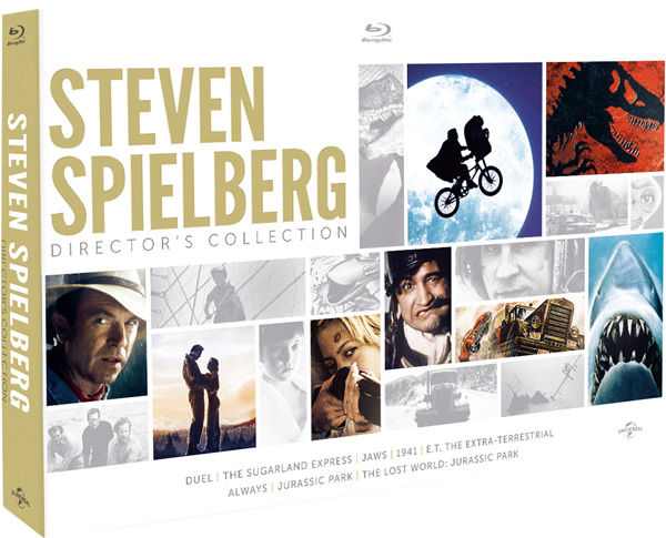 La Spielberg Collection in Italia!!