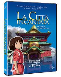 La Città Incantata <I>Essential</I> DVD Edition..
