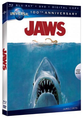 Lo squalo in Blu-Ray con il doppiaggio storico!