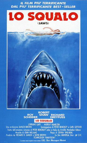 Lo Squalo in Blu-Ray Disc dal 22 agosto!