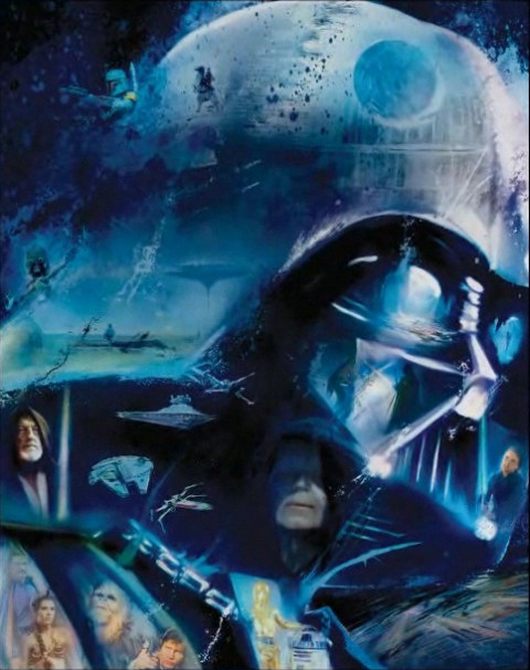 Star Wars Blu-Ray: artwork trilogia classica imminente!!