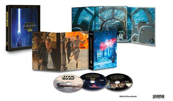 Star Wars VII 3D a Novembre!