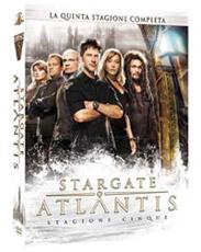 Stargate Atlantis: e sono 5!