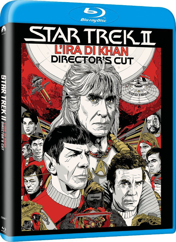 Tutto su Star Trek II: L'ira di Khan - Director's Cut!