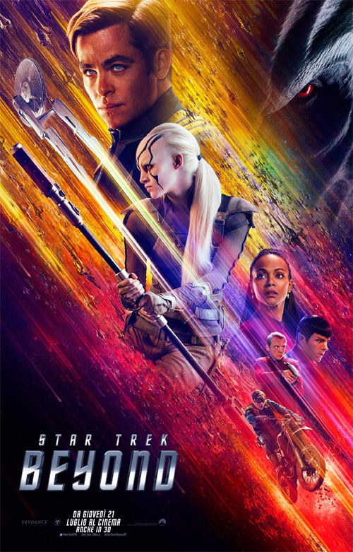 Trailer finale per Star Trek Beyond!