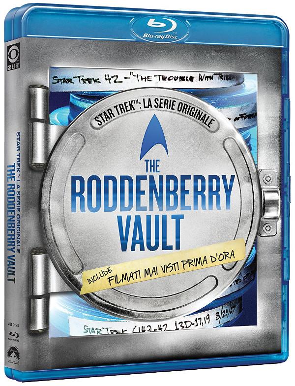 Star Trek Roddenberry Vault nel dettaglio!