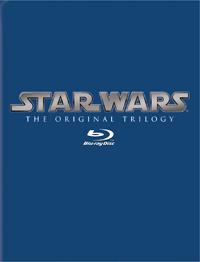 Star Wars Saga BluRay Trilogia Originale