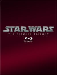Star Wars Saga Blu-Ray Prequel Trilogy