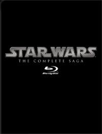 Star Wars BluRay - La Saga Completa