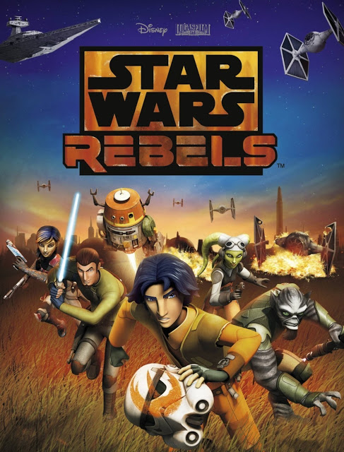 Star Wars Rebels a Settembre...