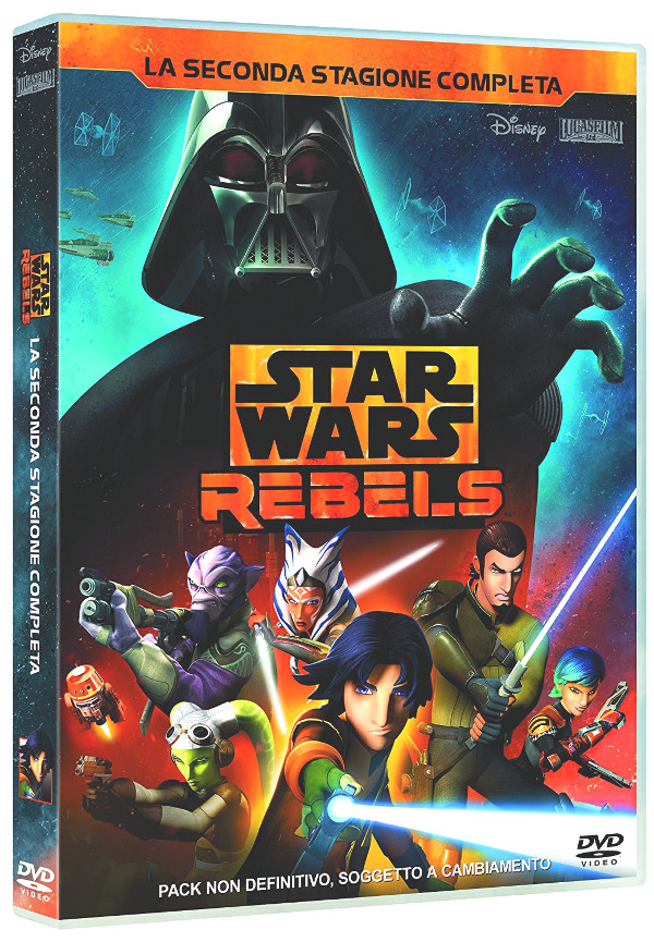 Star Wars Rebels 2 a Dicembre?