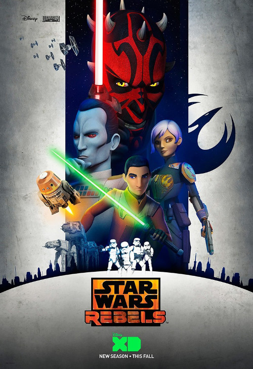Trailer di Star Wars Rebels Stagione 3!
