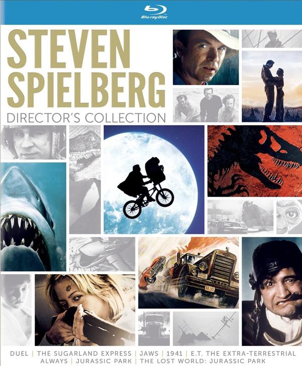 Universal celebra il suo Spielberg!