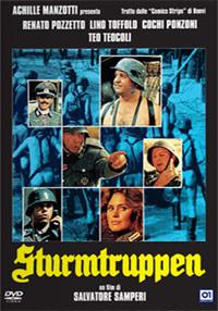 Cinema italiano ieri: Sturmtruppen