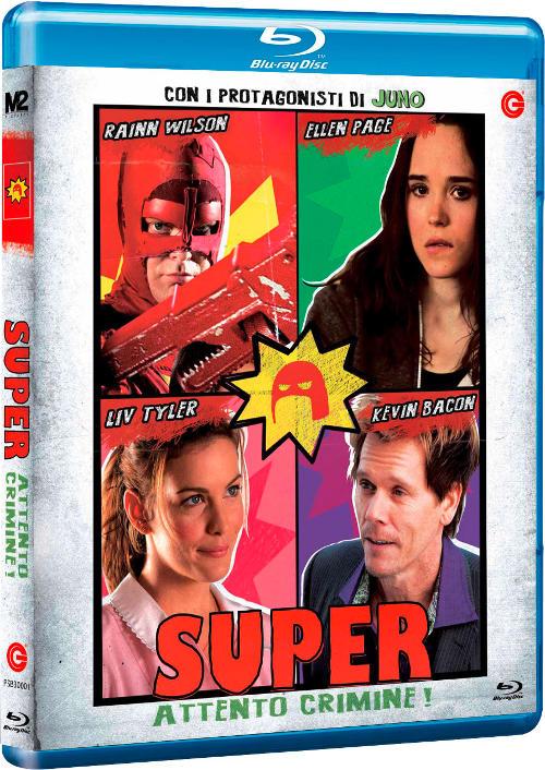 Super: com'è dura la vita dell'eroe!