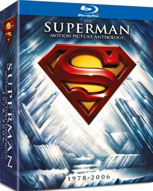 Tutti i dettagli della Superman Anthology americana!