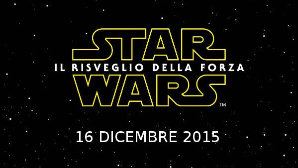 UPDATE: Disney sull'uscita di Star Wars VII