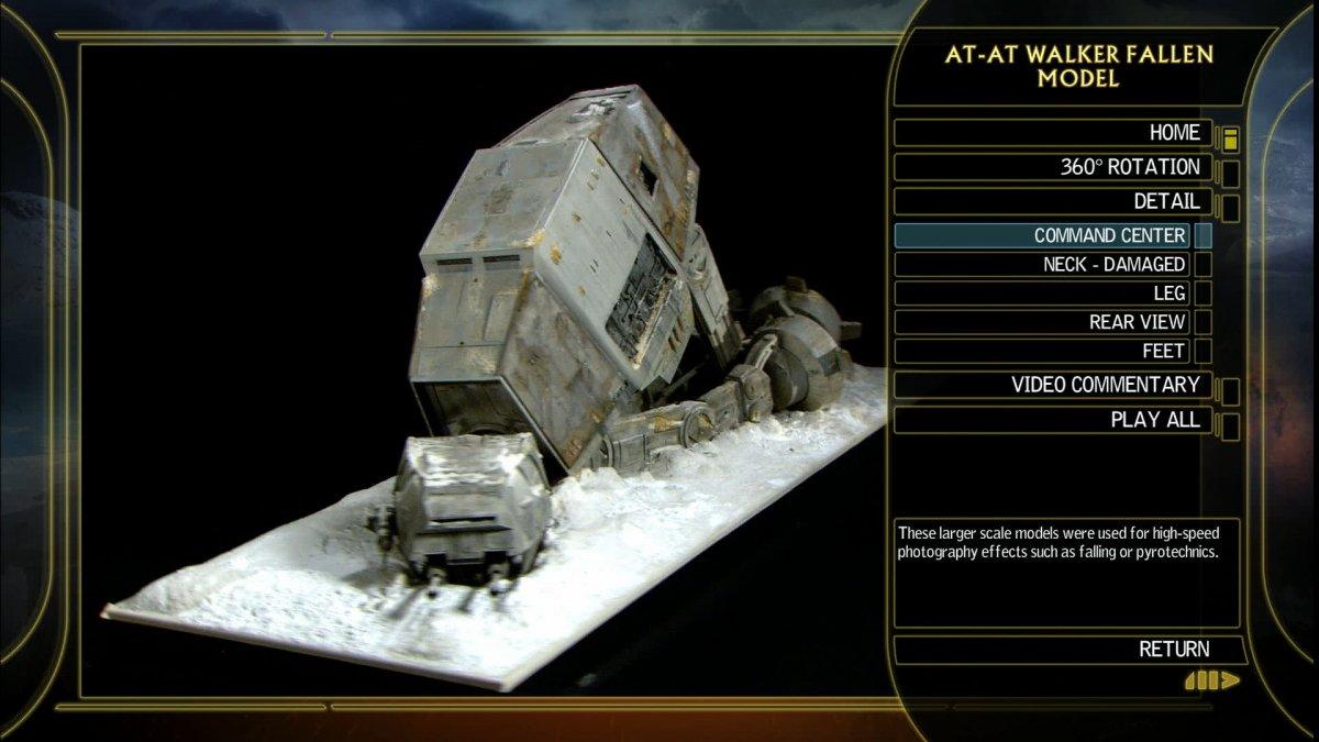 Blu-Ray di Guerre Stellari: ecco le video comparison!
