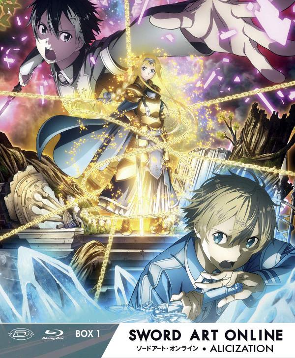 Sword Art Online: la saga continua!