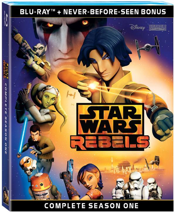 Gli extra di Star Wars Rebels!